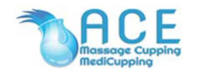 ACE Massage Cupping Logo